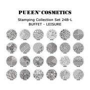 Stamping Plates Set 24B-L - (Buffet Leisure)
