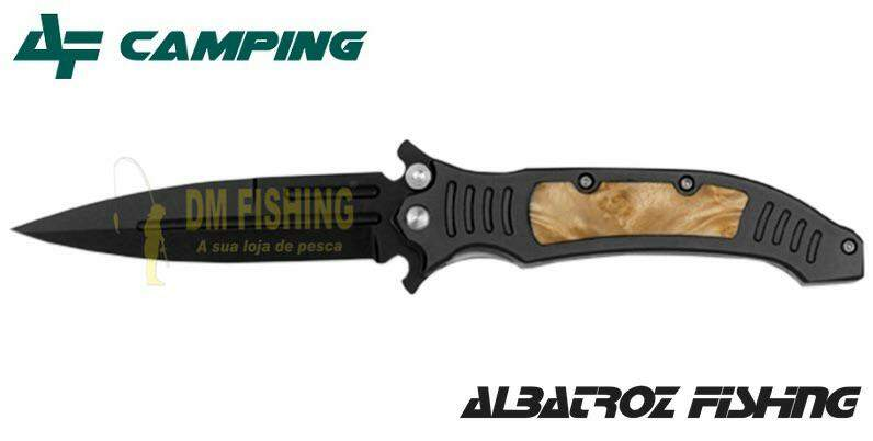 CANIVETE HUNTER EXCELLENCE LD201A ALBATROZ FISHING