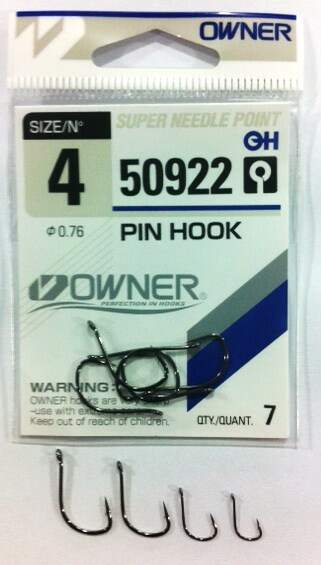 ANZOL OWNER PIN HOOK