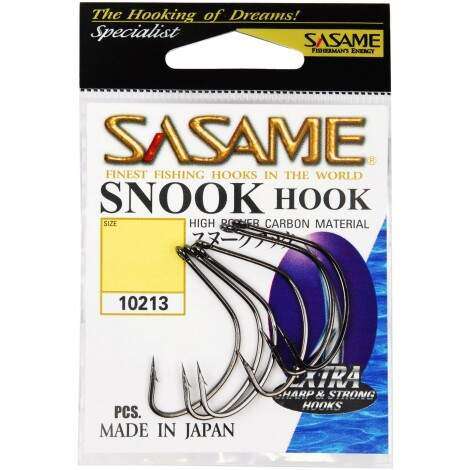 ANZOL SASAME SNOOK HOOK Nº1