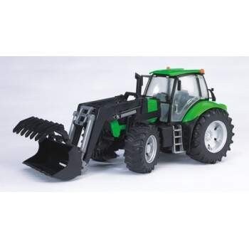 #03081 - Deutz Agrotron X720 with frontloader 1:16