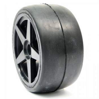 Conjunto de Rodas ST/Pneu Slick (On Road) 41mm - S092