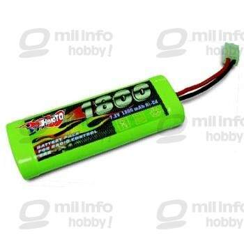 #03014 - Battery Pack 7,2v 1800mAh