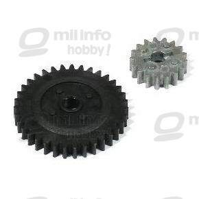 #08033 - Differential gear 35T / 17T