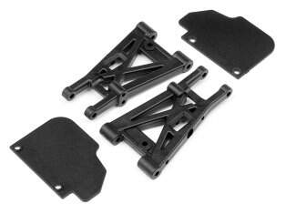 HPI107900 - REAR SUSPENSION ARM SET
