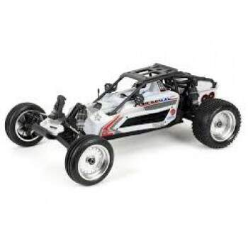 KYO30973T1B - RACING BUGGY SCORPION XXL VE BRANCO 1/7