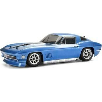 HPI17526 - 1967 CHEVROLET CORVETTE BODY (200mm)