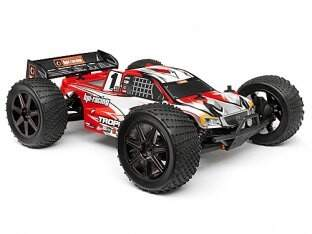 HPI101780 - TRIMMED  PAINTED TROPHY TRUGGY BODY