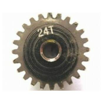 SMG24T - Steet Motor Gear 24T (24T / 3.2mm / 0.6M)