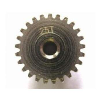 SMG25T - Steet Motor Gear 25T (25T / 3.2mm / 0.6M)