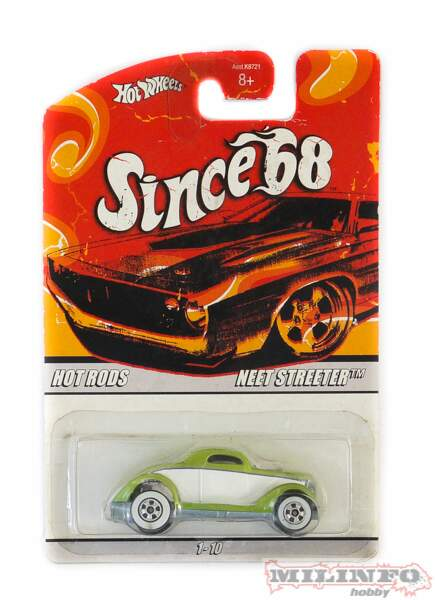 Miniatura Hotwheels Hot Rod Since 68 - Mattel