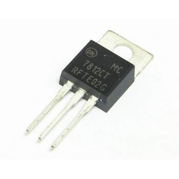 LD7812CT - 3-Terminal 1A Positive Voltage Regulator