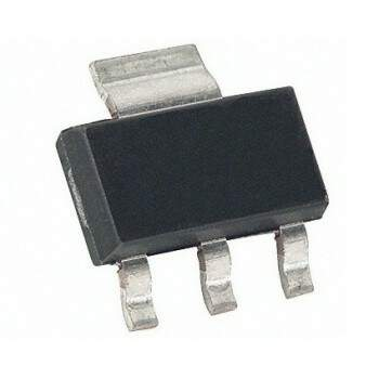 AMS1117-5.0V - 1A LOW DROPOUT VOLTAGE REGULATOR