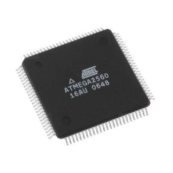 ATMEGA2560-16AU - 8-bit AVR Microcontroller / 256KB Flash / 100-pin