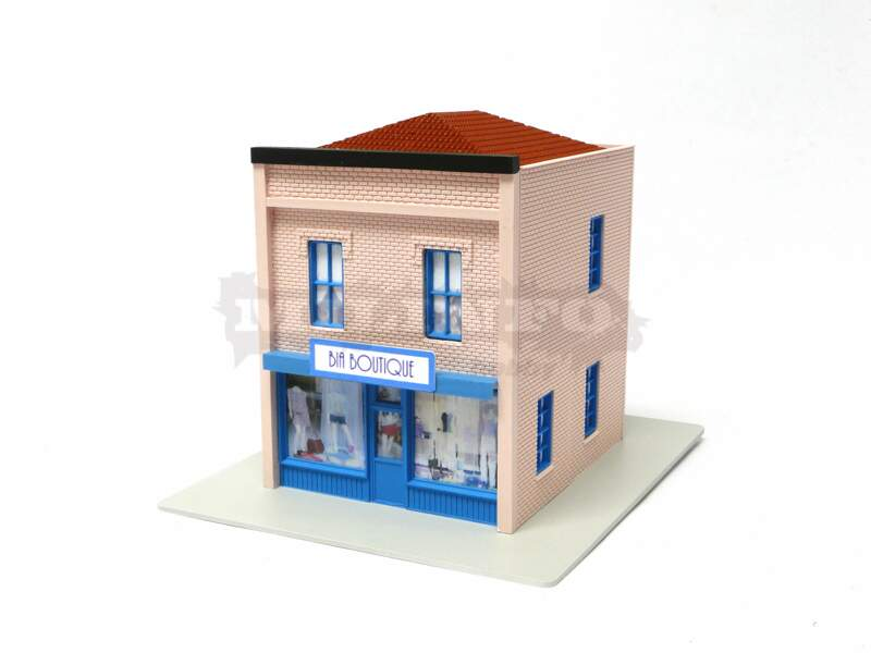Bia Boutique  Escala HO 1/87 Qmodels