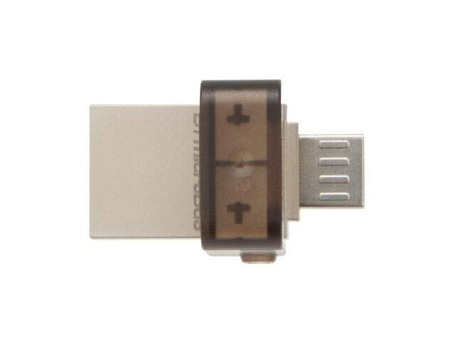 PEN DRIVE SMARTPHONE KINGSTON DTDUO/8GB DT MICRO DUO 8GB USB e MICRO USB 2.0 OTG