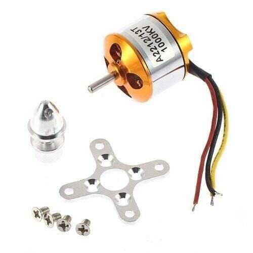 Motor Brushless 1000KV A2212 13T