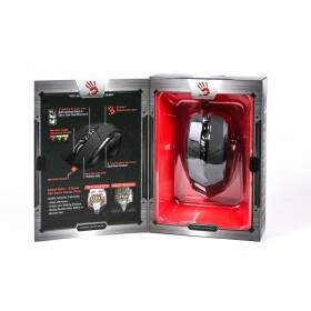 Mouse A4Tech Bloody V7MA 3.200 DPI (Ultra Core 3 Ativado)