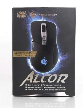 Mouse CM Storm Alcor Optical 4000dpi