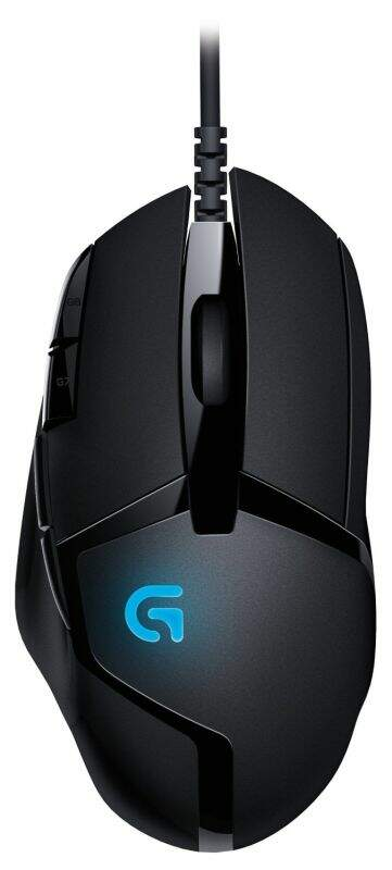 Mouse Logitech G402 Hyperion Fury FPS Gaming