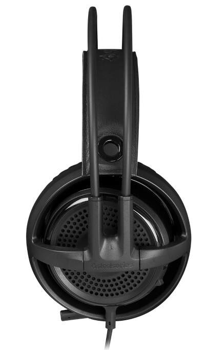 Fone SteelSeries Sibéria V3 Black