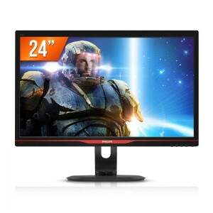 Monitor LED Gamer Philips 24\' E-Sports Full HD 1ms 144Hz - 242G5DJEB