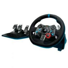 Volante Logitech G29 Driving Force PS3/PS4/PC