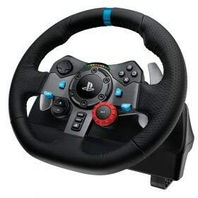 # BLACK NOVEMBER # Volante Logitech G29 Driving Force PS3/PS4/PC