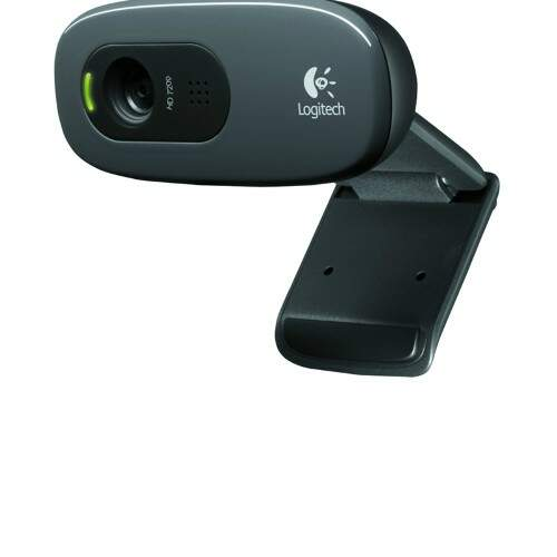 Webcam HD 720P C270 Logitech