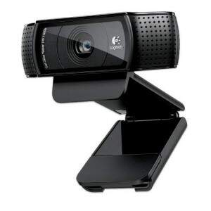 WebCam Logitech Pro HD 15MP Full HD 1080p C920