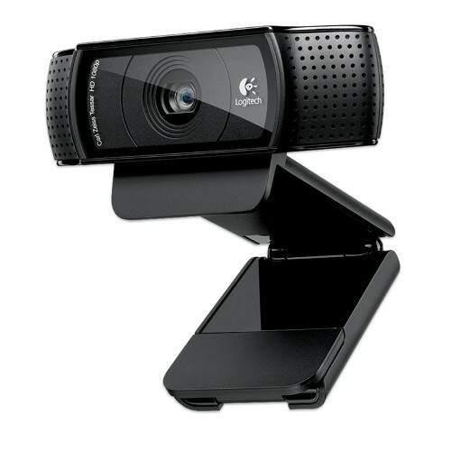 # BLACK NOVEMBER #  WebCam Logitech Pro HD 15MP Full HD 1080p C920