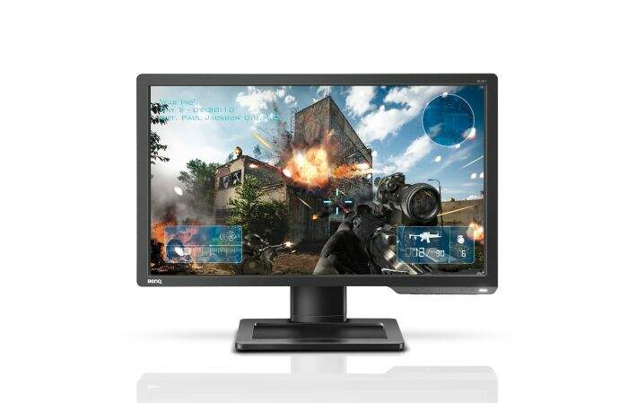 Monitor LED Gamer Benq Zowie 24 E-Sports Full HD 1ms 144Hz - XL2411