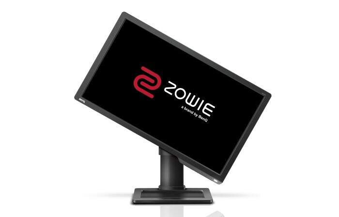 Monitor LED Gamer Benq Zowie 24 E-Sports Full HD 1ms 144Hz - XL2411P