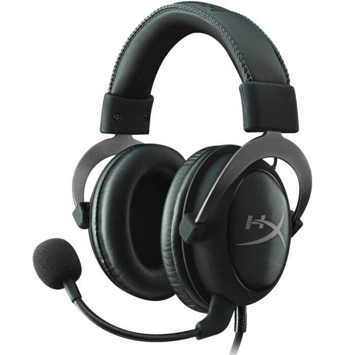 Fone Kingston HyperX Cloud II USB 7.1 Preto KHX-HSCP-GM