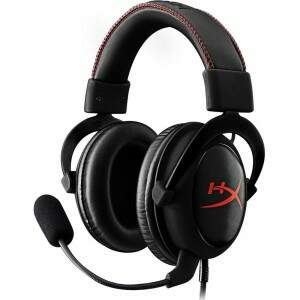 Fone Gamer Kingston HyperX Cloud Core - KHX-HSCC-BK