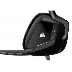 Fone Corsair Gaming Void Surround Dolby 7.1 Hibrido Com Placa de Som USB Para PC PS4 XOne CA-9011146-NA