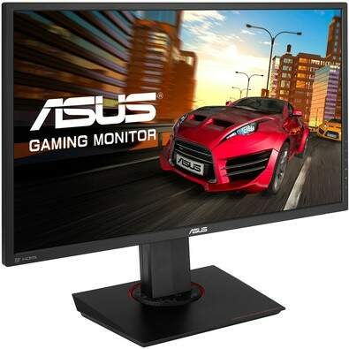 Monitor Gaming LED 27´ASUS WPHD 2560x1440 144Hz HDMI/DP/DVI/USB3.0 - MG278Q