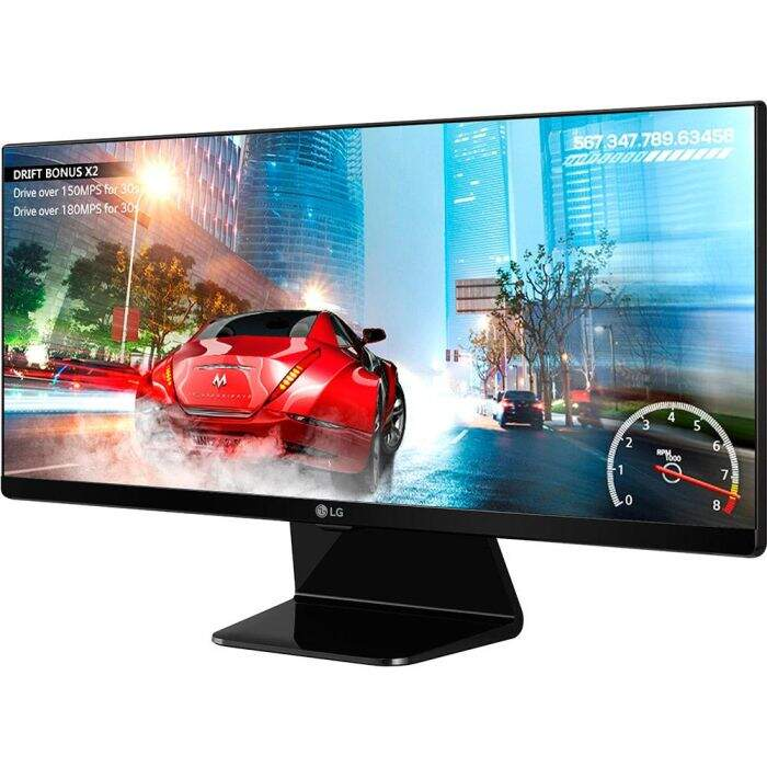 Monitor LG LED 29\\\' UltraWide Full HD 29UM67