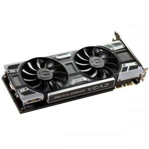 Placa de Video VGA EVGA GTX 1080 8 GB SC GAMING ACX 3.0 08G-P4-6183-KR