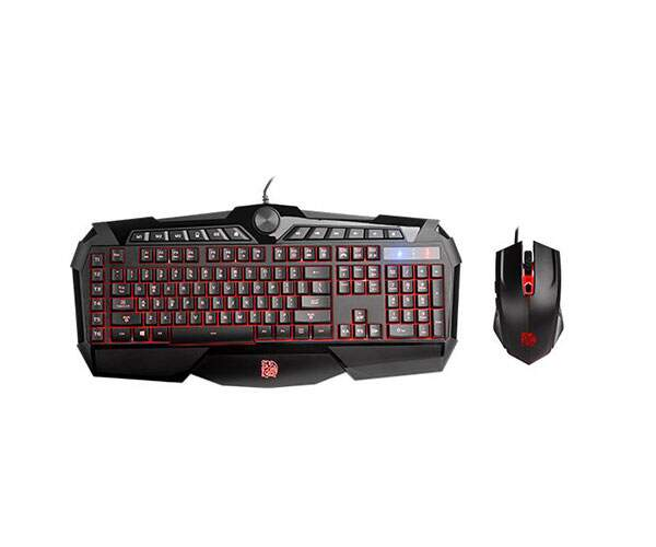 Combo Thermaltake eSPORTS Challenger Prime Gaming ABNT2