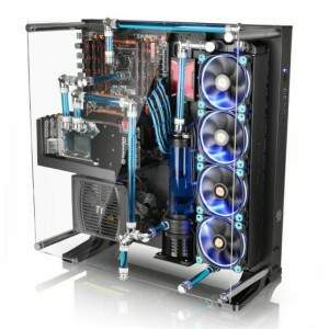 Gabinete Thermaltake Core P5 Wall Black CA-1E7-00M1WN-00