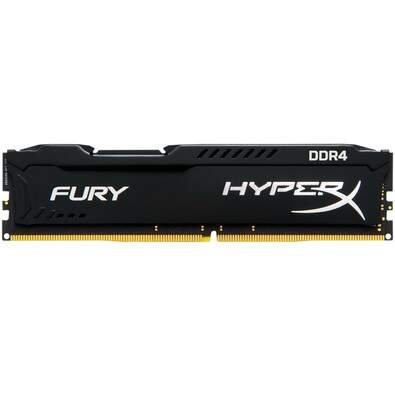 Memória Kingston HyperX FURY 8GB 2400Mhz DDR4 CL15 Black Series HX424C15FB2/8