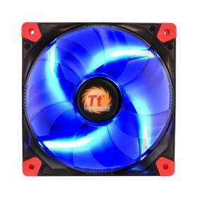 Cooler FAN Thermaltake Luna 12 LED Blue 120mm CL-F009-PL12BU-A