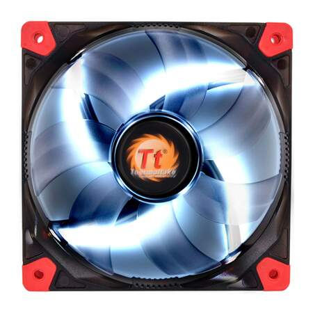 Cooler FAN Thermaltake Luna 12 LED White 120mm CL-F018-PL12WT-A