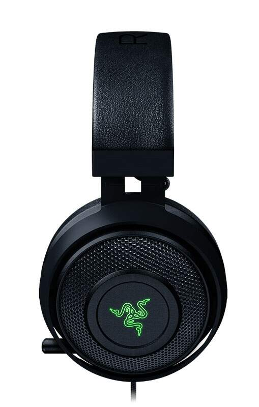 Fone Razer Kraken 7.1 V2 Black Chroma Surround USB