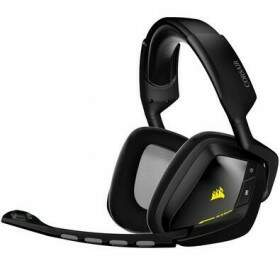 Fone Corsair Gaming Void PRO RGB Wireless Dolby 7.1 Carbon - CA-9011152-NA