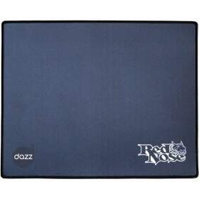# BLACK NOVEMBER # MousePad Dazz Gamer Red Nose Speed - 624412
