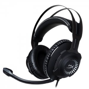 Fone Kingston HyperX Cloud Revolver Preto e Cinza - HX-HSCR-GM