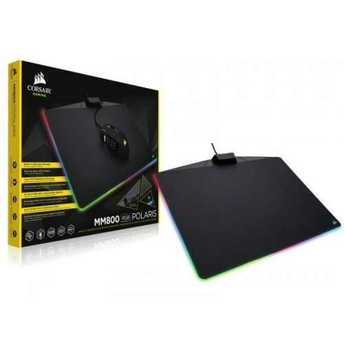 Mousepad Corsair Gaming MM800 RGB Polaris - CH-9440020-NA