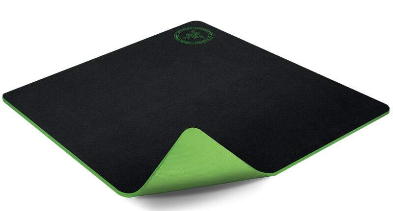 MousePad Razer Gigantus Team Razer Edition - 455 x 455 x 5mm